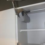 Küchenstudio Anderka - Küchenausstellung - elektrisch öffnende Oberschränke